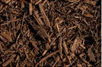 Brown Colored Mulch