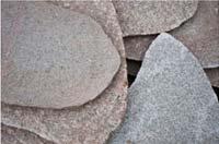 Cut Boulders